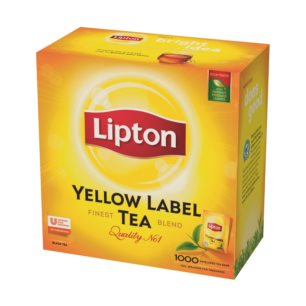 Herbata Lipton Yellow Label 1000 saszete